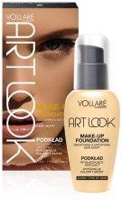 Духи, Парфюмерия, косметика Тональный крем-основа - Vollare Cosmetics Art Look Make-up Foundation