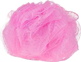 Духи, Парфюмерия, косметика Губка для ванной, розовый - IDC Institute Design Mesh Pouf Bath Sponges