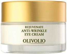 Духи, Парфюмерия, косметика Омолаживающий крем вокруг глаз против морщин - Olivolio Rejuvenate Anti-Wrinkle Eye Cream