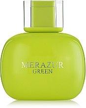 Духи, Парфюмерия, косметика Prestigious Paris Merazur Green - Парфюмированная вода (тестер с крышечкой)