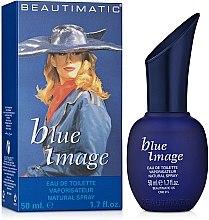 Духи, Парфюмерия, косметика Beautimatic Blue Image - Туалетная вода