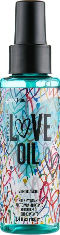 Легкое многофункциональное масло - SexyHair HealthySexyHair Love Oil Hair & Body Moisturizing Oil