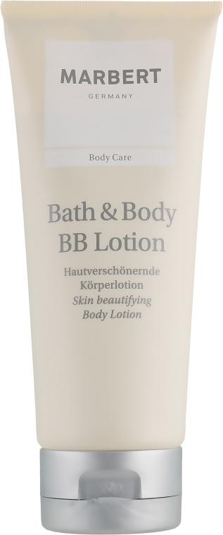 ВВ-лосьон для тела - Marbert Bath & Body BB Lotion