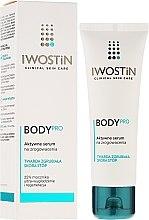Духи, Парфюмерия, косметика Активная сыворотка для потрескавшейся кожи ног - Iwostin Body Pro Serum
