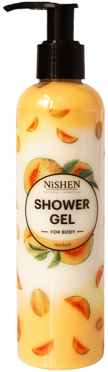 "Гель для душа ""Дыня"" - Nishen Shower Gel"