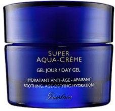 Духи, Парфюмерия, косметика Крем-гель для лица - Guerlain Super Aqua Creme Day Gel
