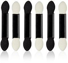 Духи, Парфюмерия, косметика Аппликаторы для теней, два цвета, 6 шт - Donegal Eyeshadow Applicator