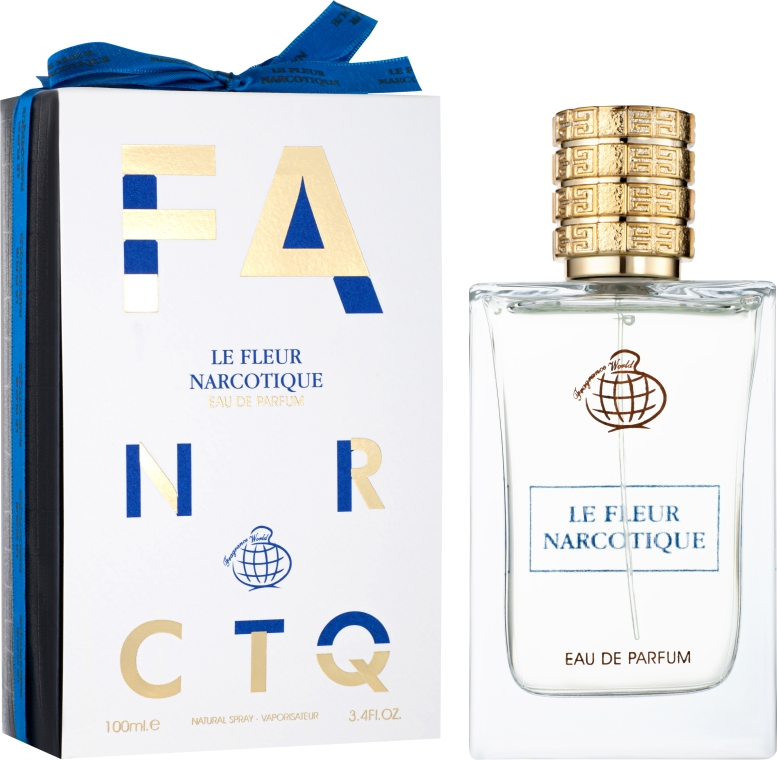 Fragrance World Le Fleur Narcotique - Парфюмированная вода