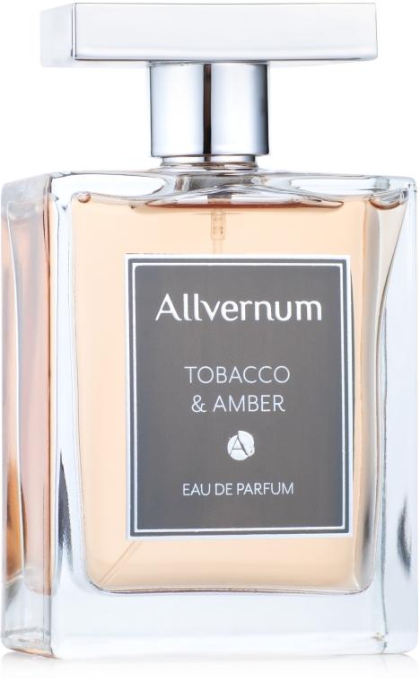 Allvernum Tobacco & Amber - Парфюмированная вода