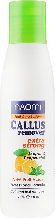 Средство для педикюра - Naomi Callus Remover Extra Strong