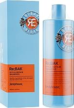 Духи, Парфюмерия, косметика Восстанавливающий шампунь - Jennyhouse ReBAK Style Repair Shampoo