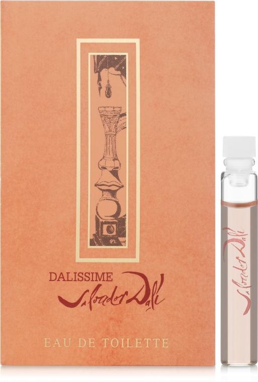 Salvador Dali Dalissime - Туалетная вода (пробник)