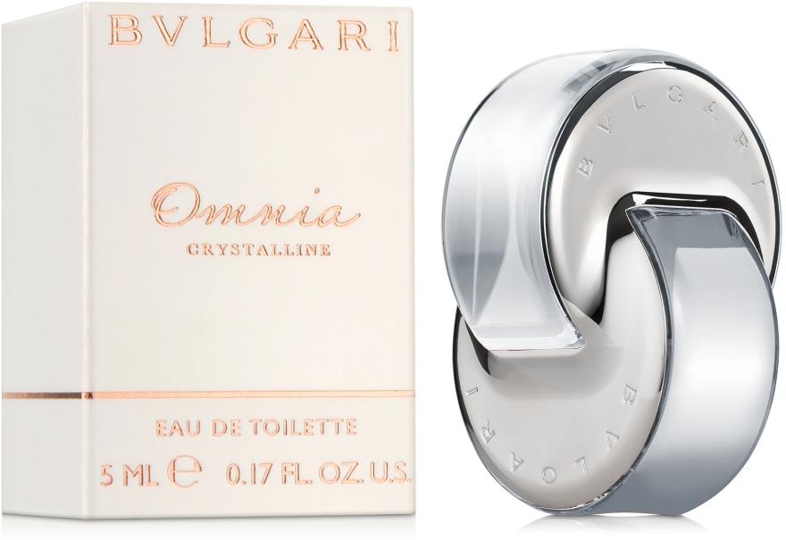 Bvlgari Omnia Crystalline - Туалетная вода (мини)