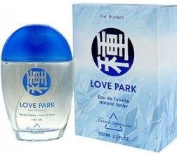 Духи, Парфюмерия, косметика French Impression Love Park - Туалетная вода