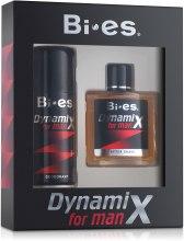 Парфумерія, косметика Bi-Es Dynamix Classic - Набір (afsh/100ml + deo/150ml)