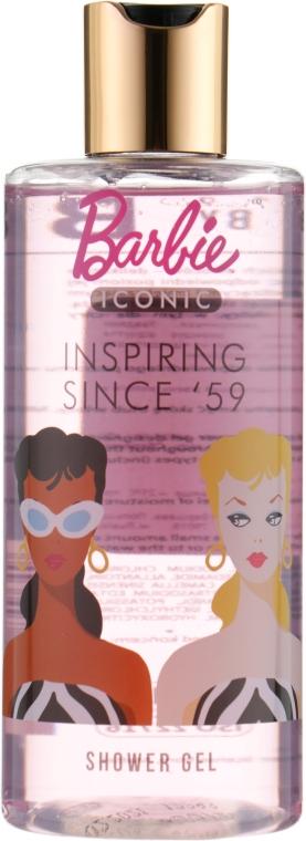 """Гель для душа детский """"Inspiring since '59"""" - Bi-Es Barbie Iconic Shower Gel"""