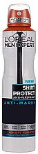 Духи, Парфюмерия, косметика Дезодорант-антиперспирант «Защита рубашки» - L'Oreal Paris Men Expert Shirt Protect 48h Anti-perspirant Deodorant