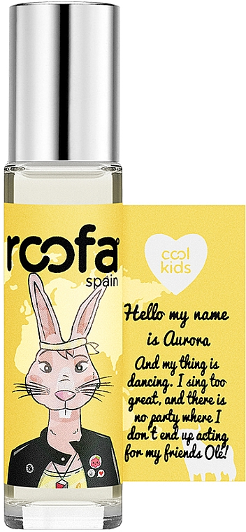 Roofa Cool Kids Aurora Spain - Туалетная вода (мини)