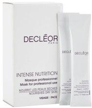 Духи, Парфюмерия, косметика Маска для лица двухфазная, увлажняющая - Decleor Intense Nutrition Pro Mask
