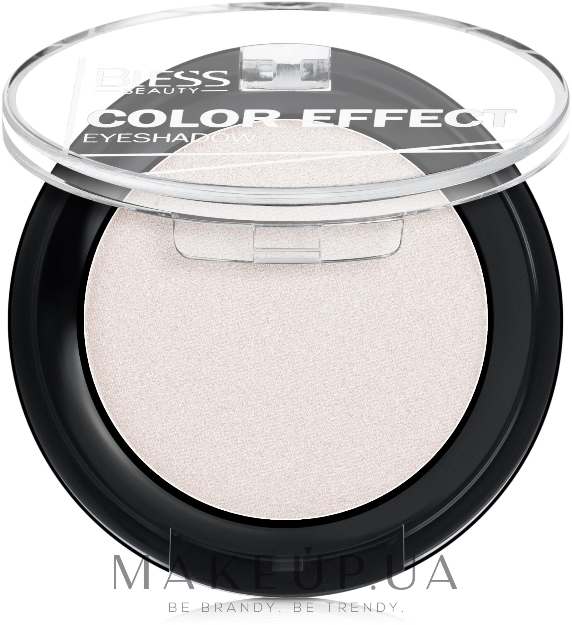 Моно тени для век - Bless Beauty Color Effect Eyeshadows — фото 01