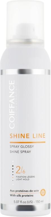 Блеск для волос - Coiffance Professionnel Shine Spray