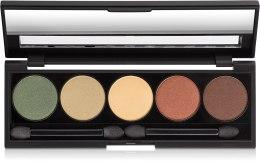 Духи, Парфюмерия, косметика Палитра теней для век - Catherine Arley Eyeshadow 5 Colors Palette