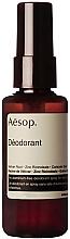 Духи, Парфюмерия, косметика Дезодорант - Aesop Deodorant