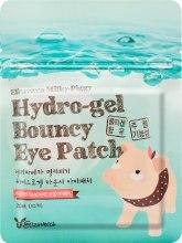 Духи, Парфюмерия, косметика Гидрогелевые патчи для области под глазами - Elizavecca Face Care Milky Piggy Hydro-gel Bouncy Eye Patch