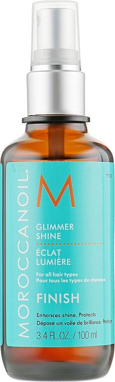 Увлажняющий спрей-блеск - MoroccanOil Glimmer Shine