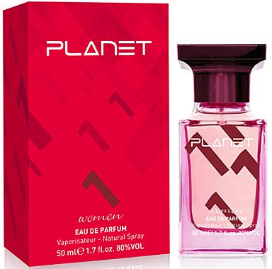 Makeup отзывы о Planet Red 1 парфюмированная вода