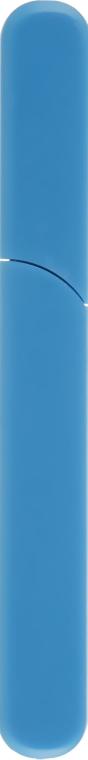 Пилочка хрустальная в пластике 06-1154, синяя - Niegelon Solingen