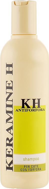Шампунь проти лупи - Keramine H Professional Shampoo Antiforfora  — фото N1