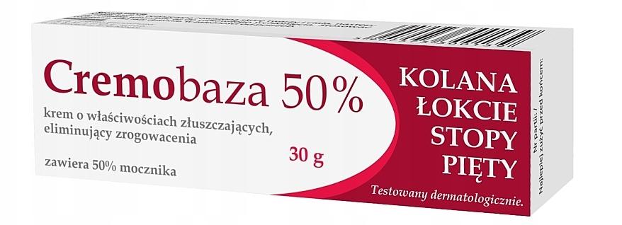 Отшелушивающий крем от мозолей - Farmapol Cremobaza 50%