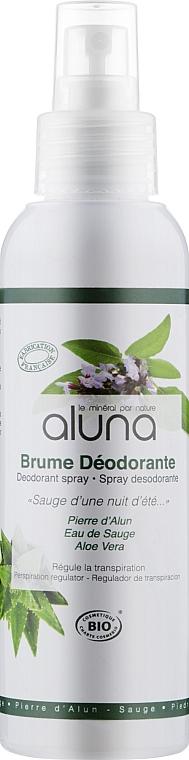 "Дезодорант-спрей ""Шалфей"" - OSMA Aluna Deodorant Spray"