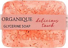 "Духи, Парфюмерия, косметика Глицериновое мыло куб ""Delicious Touch"" - Organique Soaps"