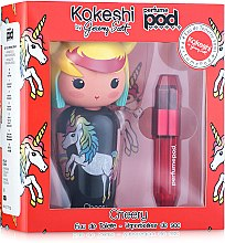 Духи, Парфюмерия, косметика Kokeshi Parfums Cheery by Jeremy Scott - (edt/50ml+parfumepod/1x5ml)