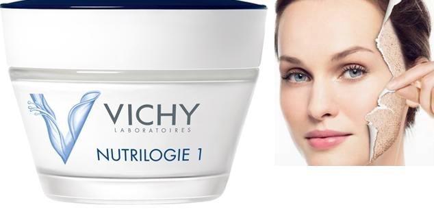 Крем для сухой кожи - Vichy Nutrilogie 1 Intensive cream for dry skin