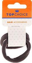 Духи, Парфюмерия, косметика Резинки для волос, 22838, серые - Top Choice