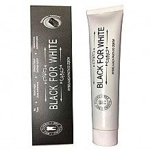 Духи, Парфюмерия, косметика Зубная паста с активированным углем - Biomika Black For White Teeth Paste