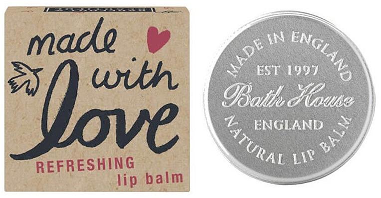 """Бальзам для губ """"Цитрус"""" - Bath House Lip Balm Citrus"""