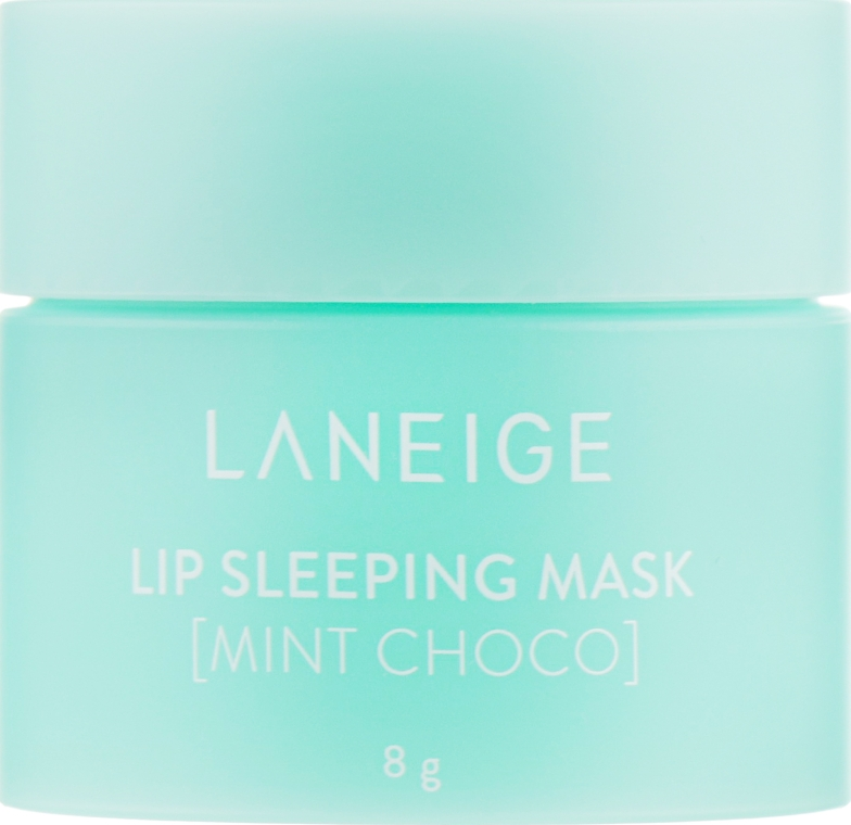 Ночная восстанавливающая маска для губ - Laneige Lip Sleeping Mask Mint Choco (мини)