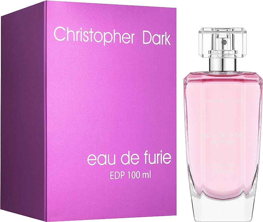 Christopher Dark Eau de Furie - Парфумована Вода — фото N2