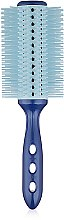Духи, Парфюмерия, косметика Браш круглый, 66 мм, голубой - Y.S.Park Professional Ion Series T70 Carbon Brush