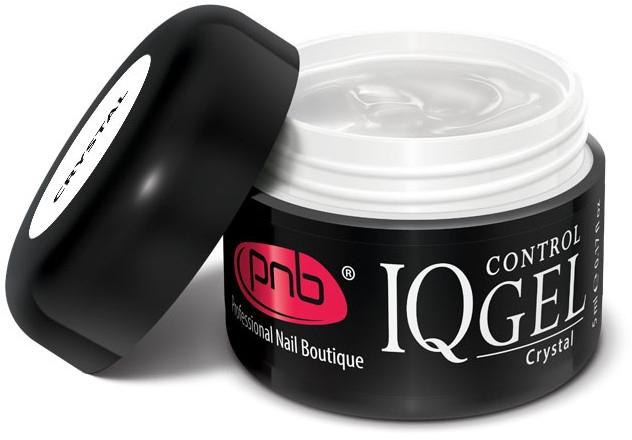 Контрол-гель прозрачный - PNB UV/LED IQ Control Gel Crystal