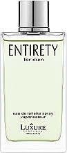 Духи, Парфюмерия, косметика Luxure Entirety For Men - Парфюмированная вода