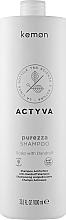 Духи, Парфюмерия, косметика Шампунь-пилинг от перхоти - Kemon Actyva Purezza Shampoo