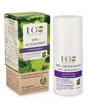 "Биодезодорант ""Освежающий"" - ECO Laboratorie Bio Deodorant"