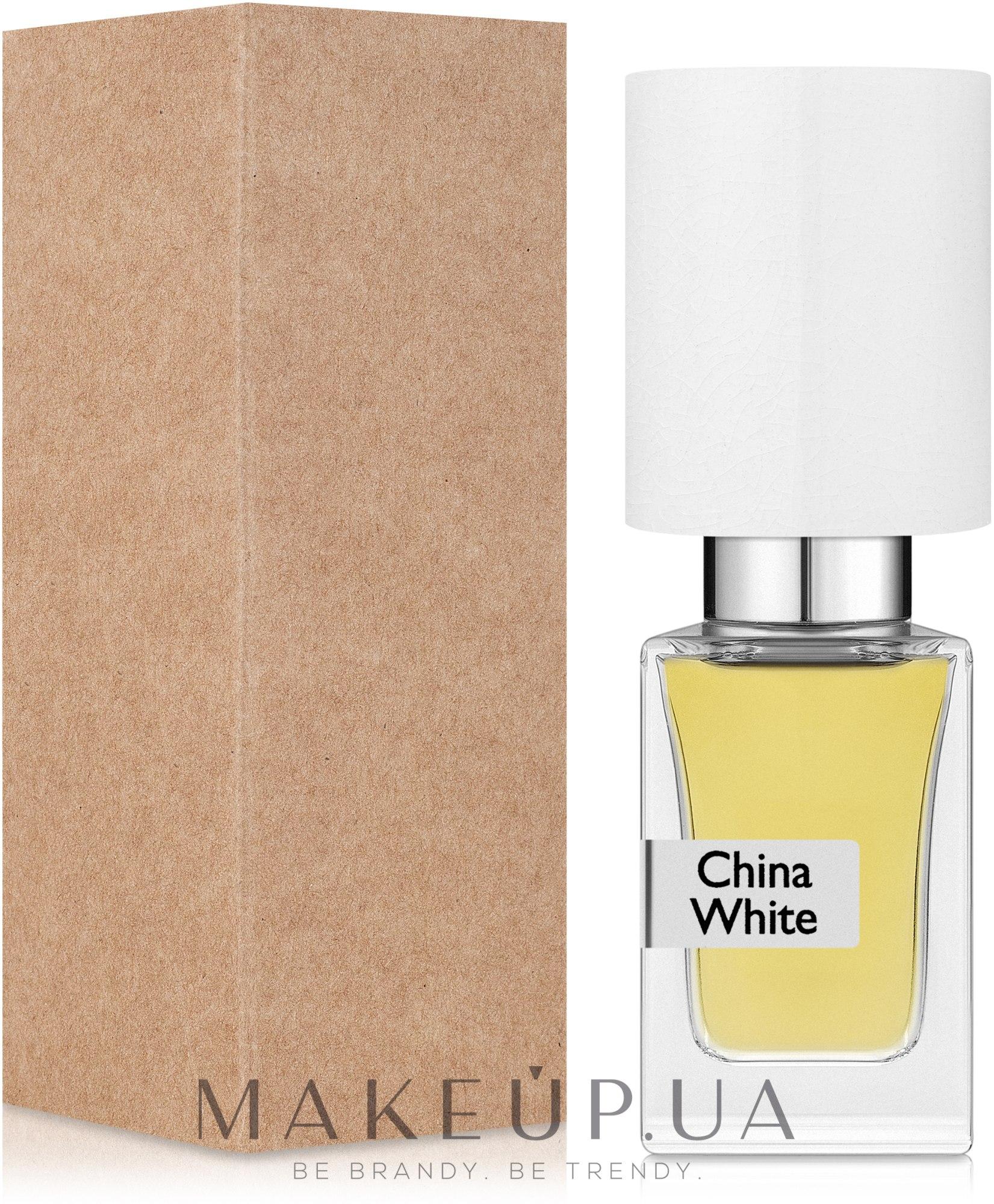 Nasomatto China White - Парфюмированная вода (тестер с крышечкой) — фото 30ml