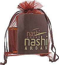 Дорожный набор - Nashi Argan (shm/30ml + cond/30ml + oil/5ml) — фото N8