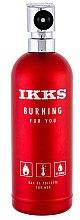 Духи, Парфюмерия, косметика IKKS Burning For You - Туалетная вода (тестер без крышечки)